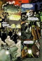 Ukázka z českého vydání komiksu Grandville.