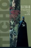 Obálka českého vydání komiksu Batman: Ticho I.