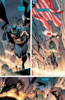 Ukázka z českého vydání komiksu Batman: Ticho I.
