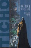 Obálka českého vydání komiksu Batman: Ticho II.