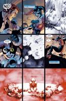 Ukázka z českého vydání komiksu Batman: Ticho II.