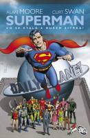 Obálka českého vydání komiksu Superman: Co se stalo s mužem zítřka?