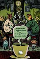 Obálka českého vydání komiksu Čajovna u malajského medvěda.