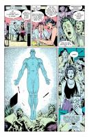 Ukázka z českého vydání komiksu Watchmen - Strážci.