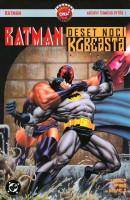 Obálka českého vydání komiksu Batman: Deset nocí KGBeasta.