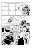 Ukázka z českého vydání komiksu Batman: Deset nocí KGBeasta.