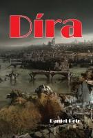 Obálka knihy Daniela Petra Díra.