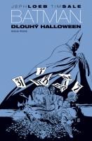 Obálka českého vydání komiksu Batman: Dlouhý Halloween I.