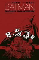 Obálka českého vydání komiksu Batman: Dlouhý Halloween II.