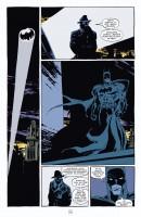 Ukázka z českého vydání komiksu Batman: Temné vítězství I.