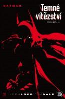Obálka českého vydání komiksu Batman: Temné vítězství II.