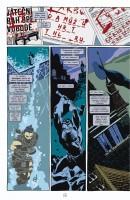 Ukázka z českého vydání komiksu Batman: Temné vítězství II.