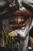 Obálka českého vydání komiksu Joker.