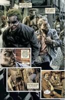 Ukázka z českého vydání komiksu Joker.