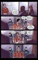 Ukázka z americké komiksové minisérie Neonomicon.