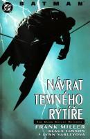 Obálka českého vydání komiksu Návrat Temného rytíře.