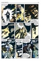 Ukázka z českého vydání komiksu V jako Vendeta.