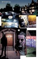 Ukázka z amerického komiksu Batman: Earth One.