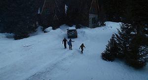 Hurá! Prázdniny v odlehlé horské chatě a spousta sněhu!