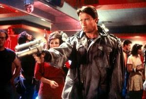 Arnold a jeho památná role.