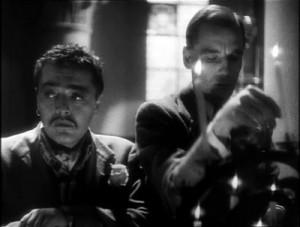 Peter Lorre má ránu.