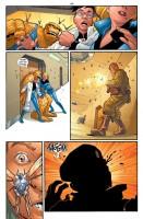 Ukázka z českého vydání komiksu Ultimate Fantastic Four: Doom.