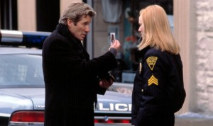 Policistka vždy ráda pomůže.