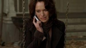Sarah volat domů.