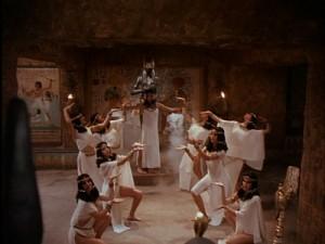 Starý Egypt ve své krásné podobě.