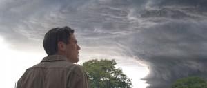 Ty mraky jsou, pravda, nějaké divné.