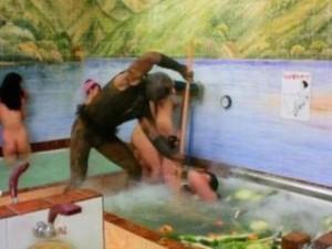 I na japonskou saunu dojde.
