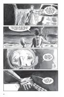 Ukázka z komiksu The Underwater Welder.