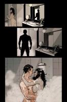 Ukázka z komiksu Sex and Violence: Pornland, Oregon.