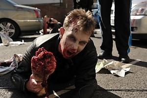 Všechny zombie jsou stejně hladové.