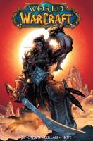 Ukázka z chystaného komiksu World of Warcraft.