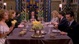 Poslední večeře s pánem.