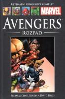 Obálka komiksu Ultimátní komiksový komplet 36: Avengers - Rozpad.