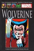 Obálka komiksu Ultimátní komiksový komplet 4: Wolverine.
