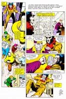 Ukázka z komiksu Ultimátní komiksový komplet 4: Wolverine.