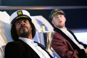 Snoop se nezapře. Je i vtipný.
