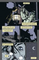 Ukázka z českého vydání komiksu Americký upír.