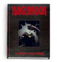 Obálka knihy Ragemoor.
