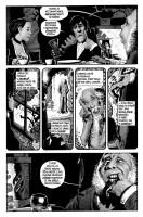 Ukázka z českého vydání komiksu Ragemoor.