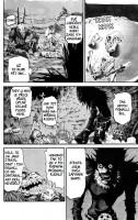 Ukázka z českého vydání mangy Death Note: Zápisník smrti 1.