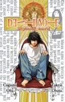 Obálka českého vydání komiksu Death Note: Zápisník smrti 2.