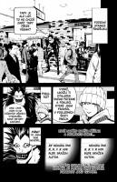 Ukázka z českého vydání komiksu Death Note: Zápisník smrti 2.