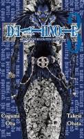 Obálka českého vydání mangy Death Note: Zápisník smrti 3.