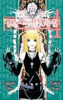 Obálka českého vydání mangy Death Note: Zápisník smrti 4.