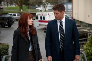 Sem tam Dean potřebuje nového parťáka.
