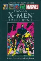 Obálka komiksu Ultimátní komiksový komplet: Uncanny X-Men - Dark Phoenix.